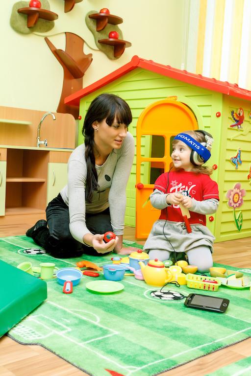 Метод Томатиса для детей