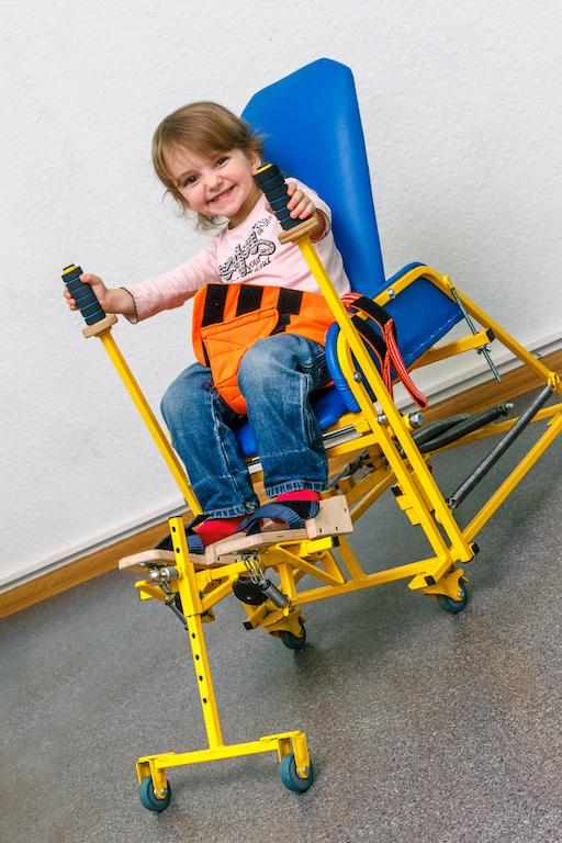 Занятия на тренажерах для ребенка