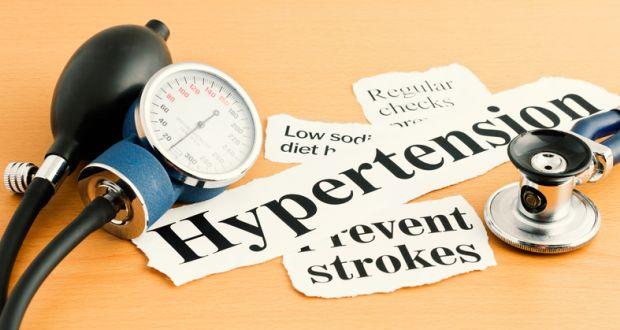Гипертоническая болезнь (гипертонией)