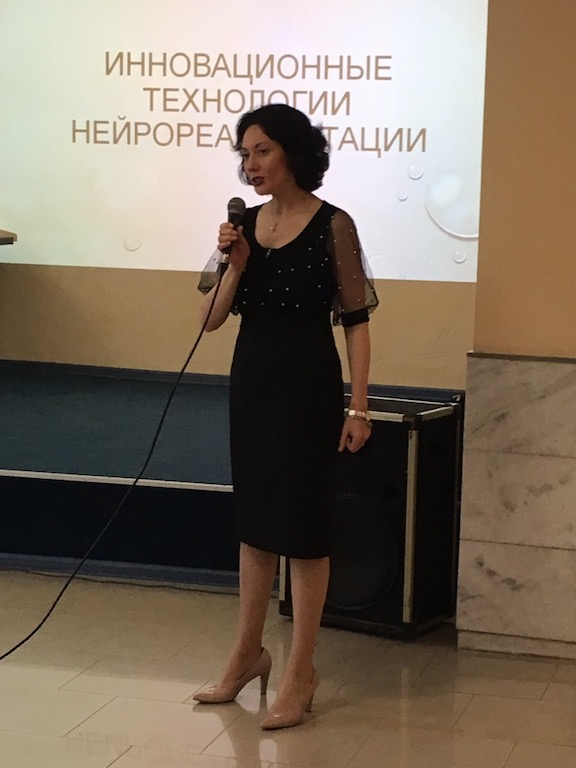 Выступление Яценко Екатерины